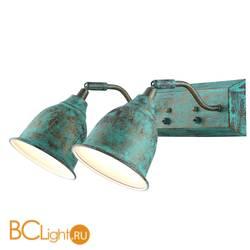 Бра Arte Lamp Campana A9557AP-2BG