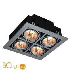 Встраиваемый спот (точечный светильник) Arte Lamp Cardani A5930PL-4SI