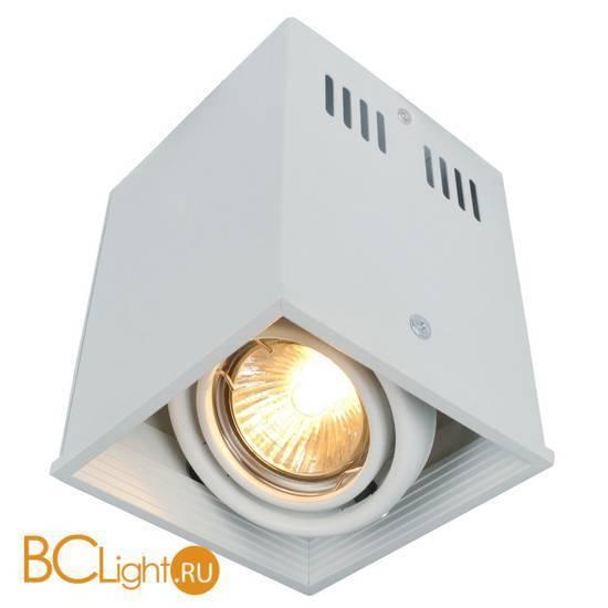 Спот (точечный светильник) Arte Lamp Cardani A5942PL-1WH