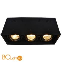 Спот (точечный светильник) Arte Lamp Cardani A5942PL-3BK