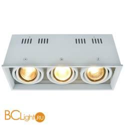 Спот (точечный светильник) Arte Lamp Cardani A5942PL-3WH
