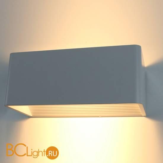 Настенный светильник Arte Lamp Cassetta A1422AP-1GY