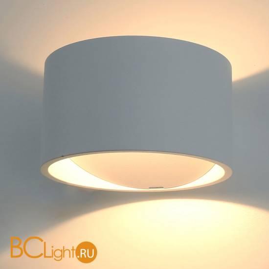 Настенный светильник Arte Lamp Cerchio A1417AP-1GY
