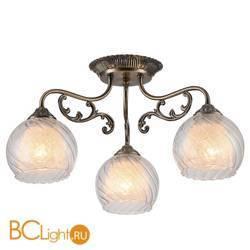 Потолочная люстра Arte Lamp Charlotte A7062PL-3AB
