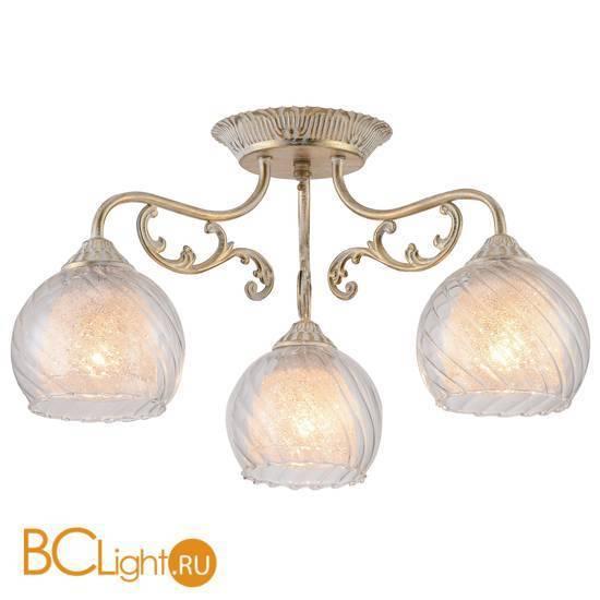 Потолочная люстра Arte Lamp Charlotte A7062PL-3WG