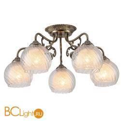 Потолочная люстра Arte Lamp Charlotte A7062PL-5AB