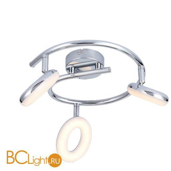 Спот (точечный светильник) Arte Lamp Ciambella A8972PL-3CC
