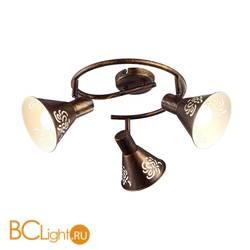 Потолочная люстра Arte Lamp Cono A5218PL-3BR