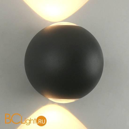 Настенный светильник Arte Lamp Conrad A1544AL-2GY