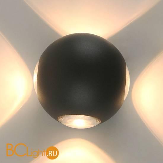 Настенный светильник Arte Lamp Conrad A1544AL-4GY