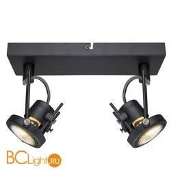 Спот (точечный светильник) Arte Lamp Costruttore A4300AP-2BK