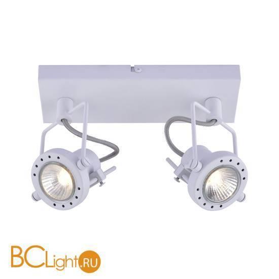 Спот (точечный светильник) Arte Lamp Costruttore A4300AP-2WH