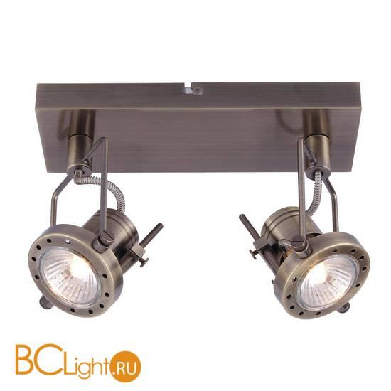 Спот (точечный светильник) Arte Lamp Costruttore A4300AP-2AB