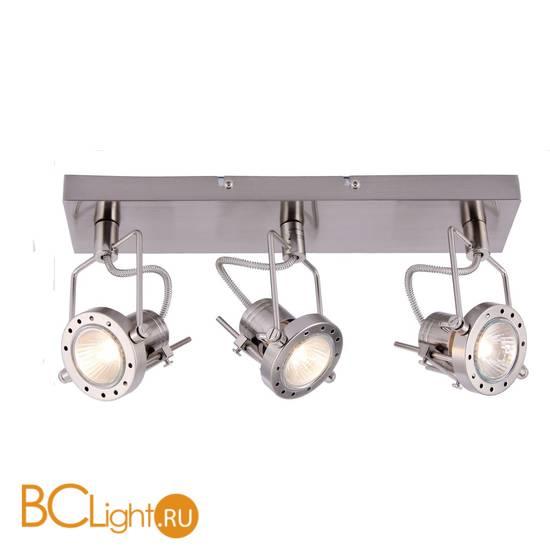 Спот (точечный светильник) Arte Lamp Costruttore A4300PL-3SS