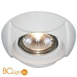 Встраиваемый спот (точечный светильник) Arte Lamp Cratere A5241PL-1WH