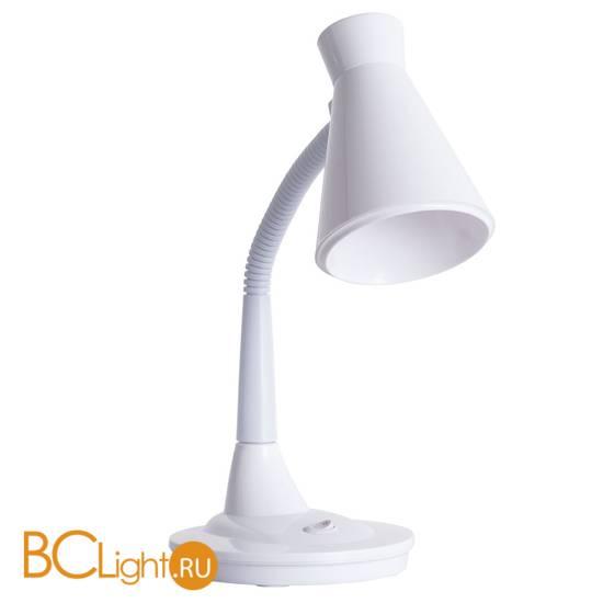 Настольная лампа Arte Lamp Desk A2007LT-1WH