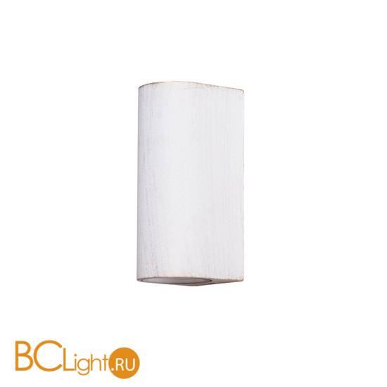 Уличный настенный светильник Arte Lamp Doppio A3502AL-2WG
