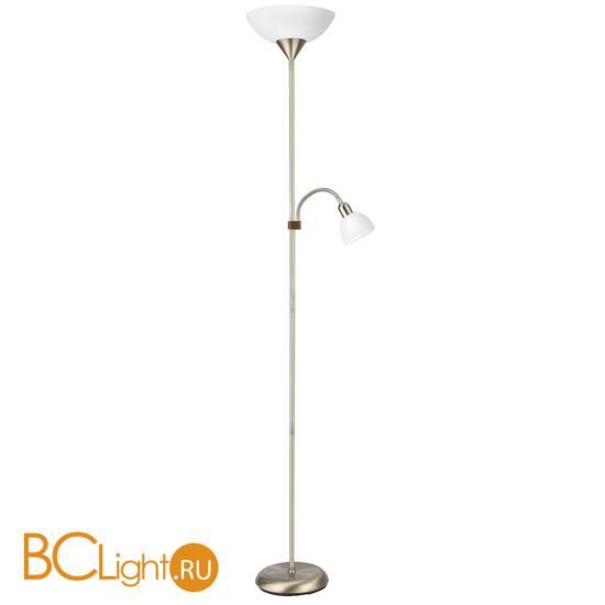 Торшер Arte Lamp Duetto A9569PN-2AB