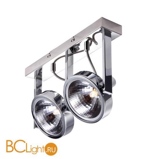 Спот (точечный светильник) Arte Lamp Faccia A4507PL-2CC