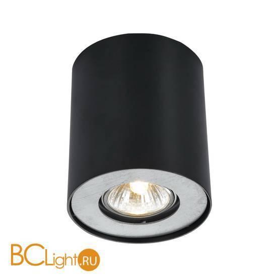 Cпот (точечный светильник) ArteLamp Falcon A5633PL-1BK