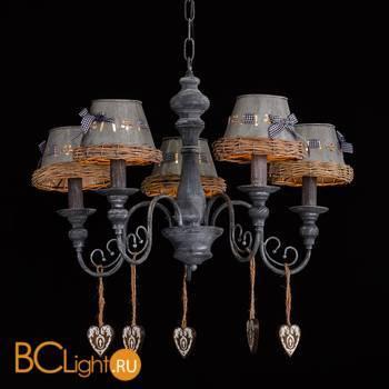 Люстра Arte Lamp Fattoria A5290LM-5RI