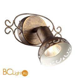 Спот (точечный светильник) Arte Lamp Focus A5219AP-1BR