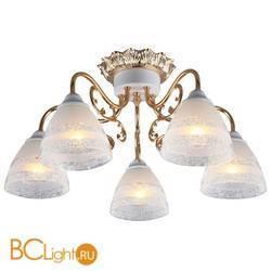 Потолочная люстра Arte Lamp Francesca A7072PL-5WG
