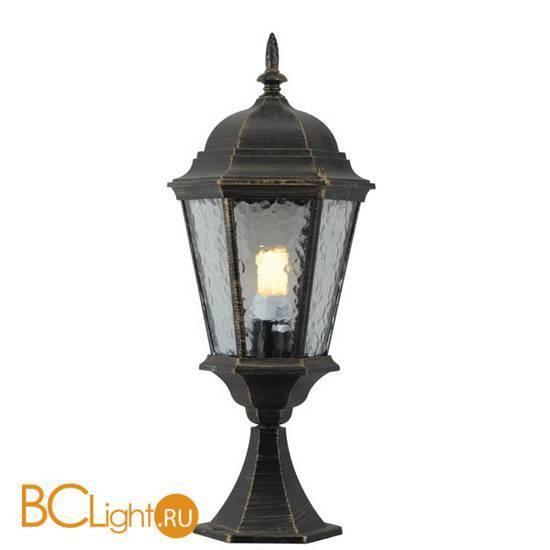 Садово-парковый светильник Arte Lamp Genova A1204FN-1BN