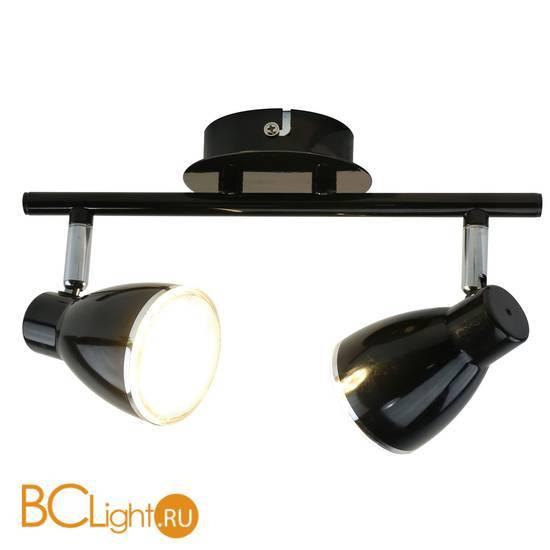 Спот (точечный светильник) Arte Lamp Gioved A6008PL-2BK