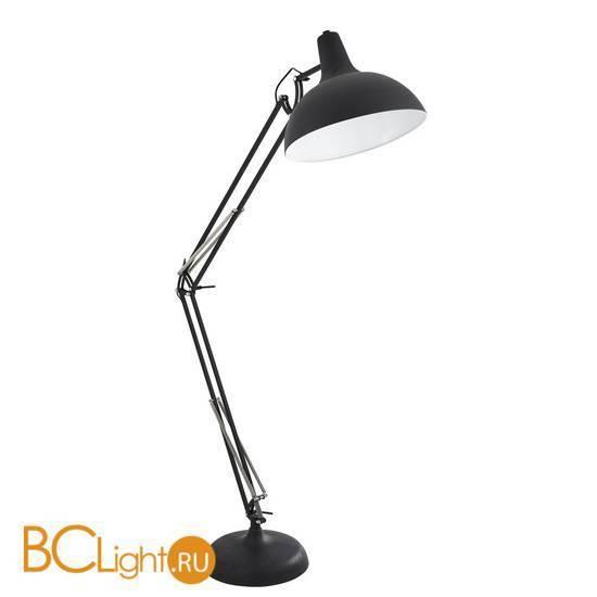 Торшер Arte Lamp Goliath A2487PN-1BK