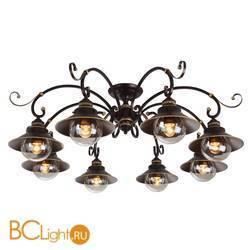 Потолочная люстра Arte Lamp Grazioso A4577PL-8CK