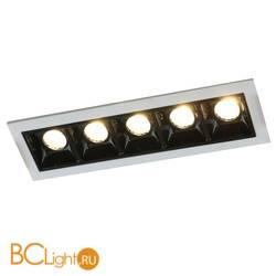 Встраиваемый спот (точечный светильник) Arte Lamp Grill A3153PL-5BK