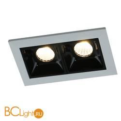 Встраиваемый спот (точечный светильник) Arte Lamp Grill A3153PL-2BK