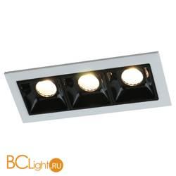Встраиваемый спот (точечный светильник) Arte Lamp Grill A3153PL-3BK