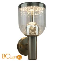 Уличный настенный светильник Arte Lamp Inchino A8163AL-1SS