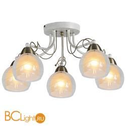 Потолочная люстра Arte Lamp Intreccio A1633PL-5WG