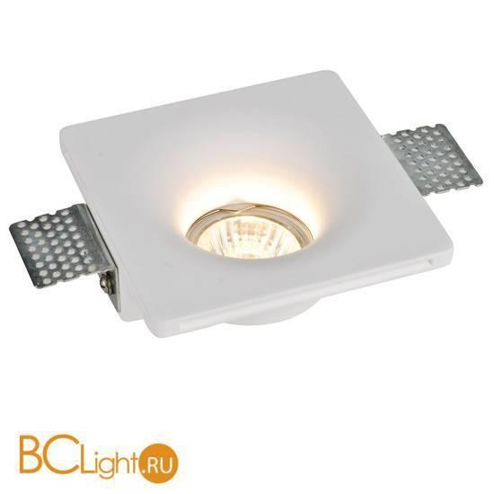 Встраиваемый спот (точечный светильник) Arte Lamp Invisible A9110PL-1WH