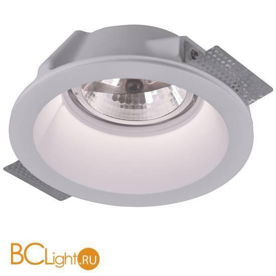 Встраиваемый спот (точечный светильник) Arte Lamp Invisible A9270PL-1WH