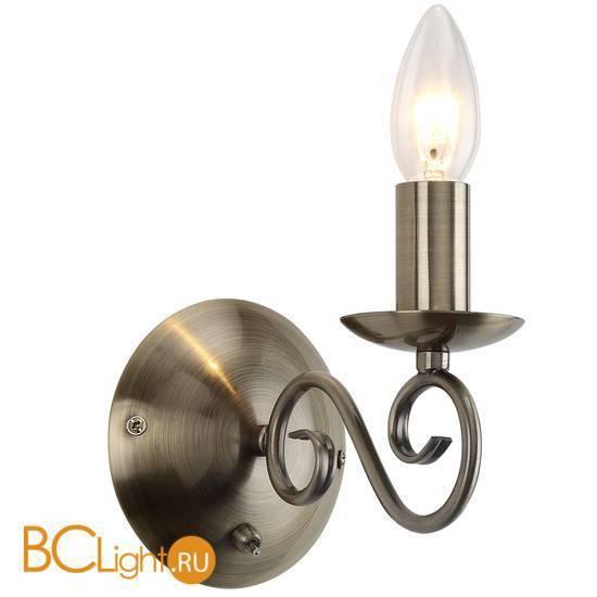 Бра Arte Lamp Isabel A1129AP-1AB