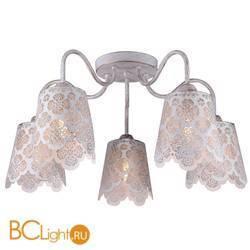 Потолочная люстра Arte Lamp Julia A2032PL-5WG