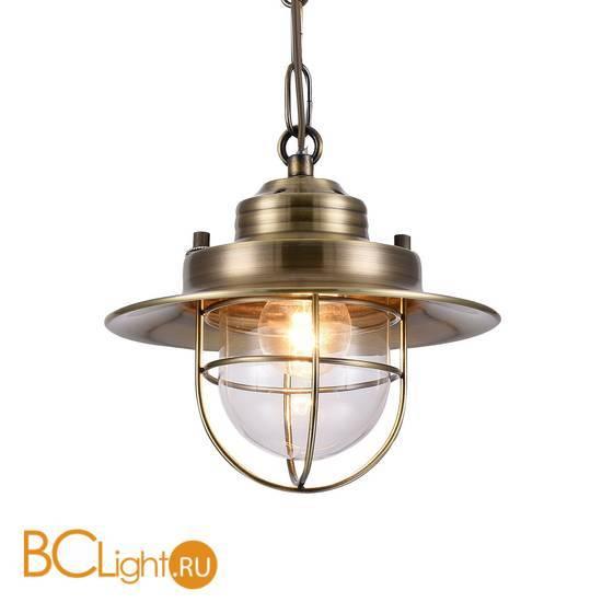 Подвесной светильник Arte Lamp Lanterna A4579SP-1AB