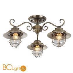 Потолочная люстра Arte Lamp Lanterna A4579PL-3AB