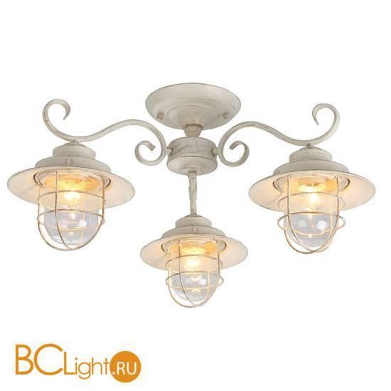Потолочная люстра Arte Lamp Lanterna A4579PL-3WG
