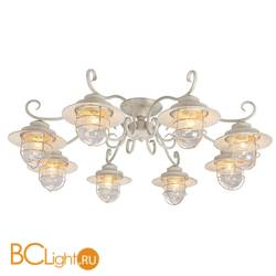 Потолочная люстра Arte Lamp Lanterna A4579PL-8WG