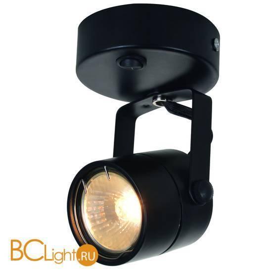 Спот (точечный светильник) Arte Lamp Lente A1310AP-1BK