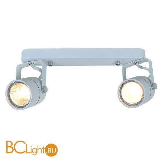 Спот (точечный светильник) Arte Lamp Lente A1310PL-2WH
