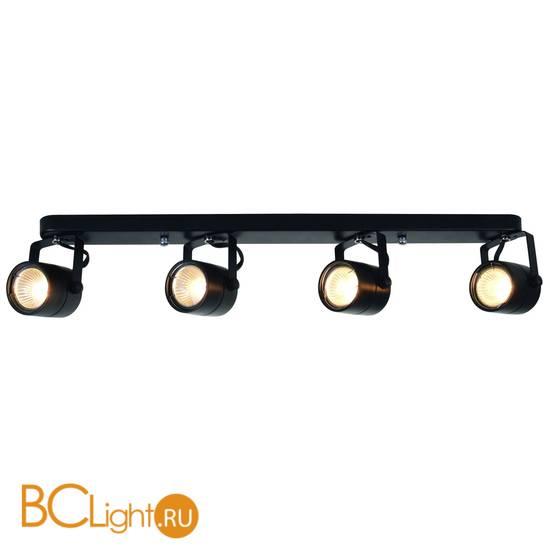 Спот (точечный светильник) Arte Lamp Lente A1310PL-4BK
