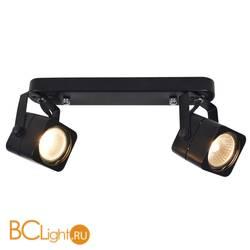 Спот (точечный светильник) Arte Lamp Lente A1314PL-2BK