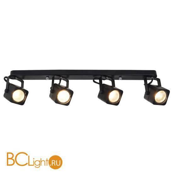 Спот (точечный светильник) Arte Lamp Lente A1314PL-4BK