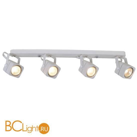 Спот (точечный светильник) Arte Lamp Lente A1314PL-4WH